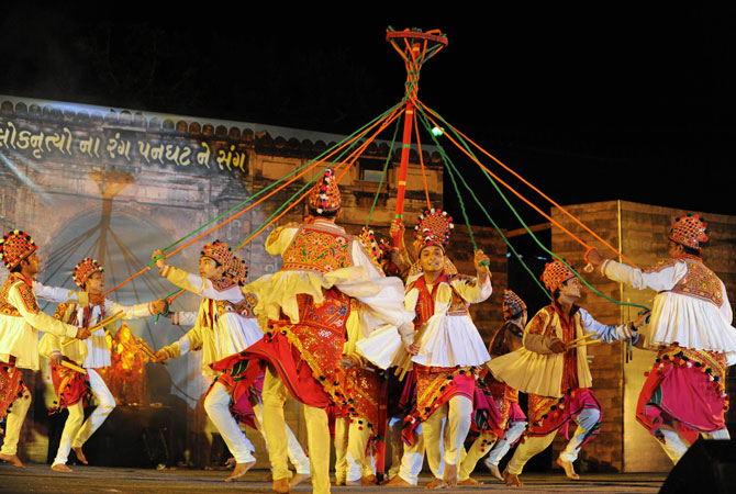 Traditional Indian Folk Culture