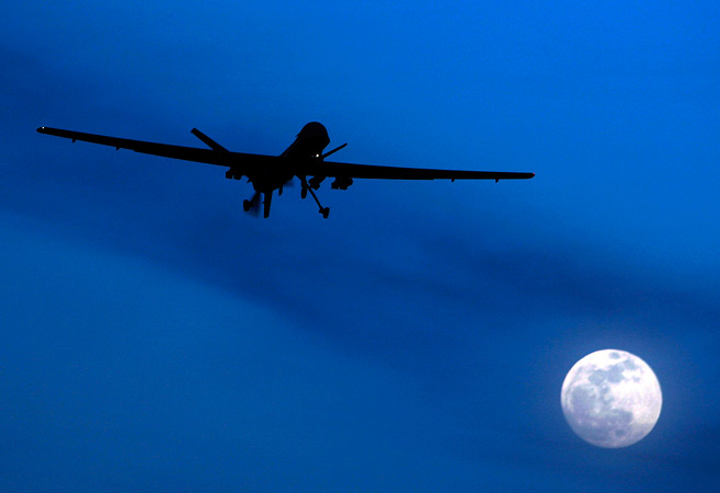 According to an AFP tally, 101 US drone strikes were reported in Pakistan in 2010, 64 in 2011 an– File Photo