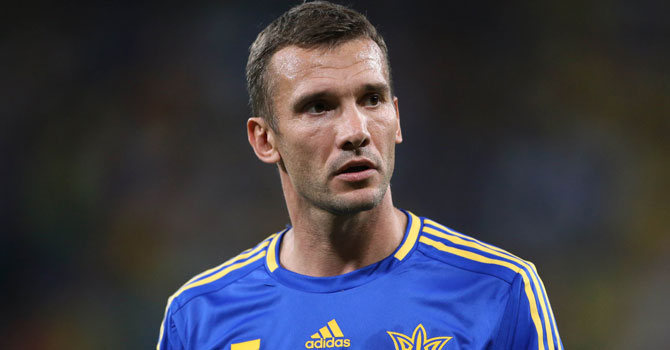 Can Shevchenko be replaced?