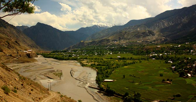 Chitral valley – Photo courtesy Creative Commons
