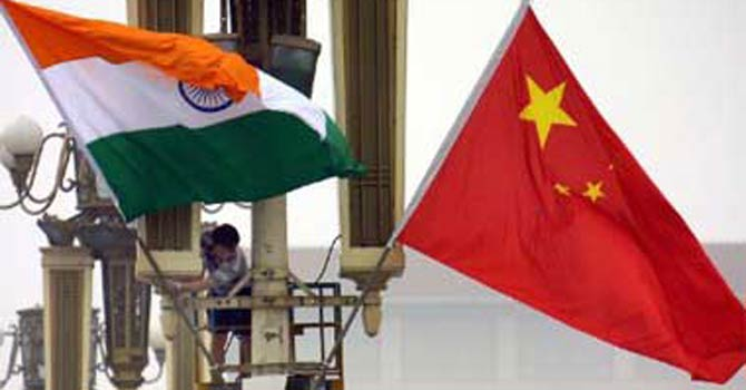 India- China relations - AFP
