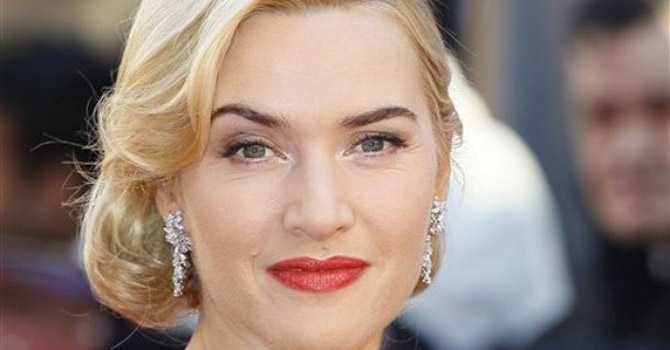 Kate Winslet—AP Photo