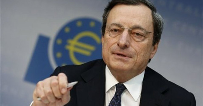 Mario Draghi—AP Photo