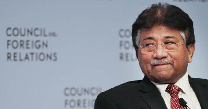 Former President General (retd) Pervez Musharraf. —File Photo