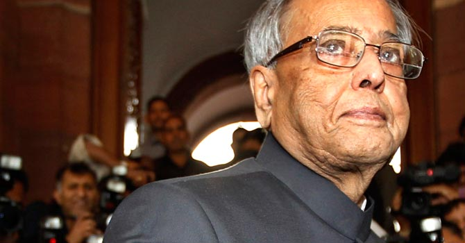 Pranab Mukherjee: From would-be PM to almost president