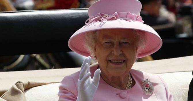 Queen Elizabeth - Photo by Reuters