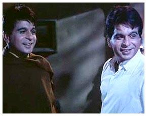 """""""Ram aur Shyam"""" film poster"""