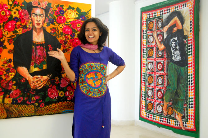Meet the maker of 'Pakistani Marilyn'