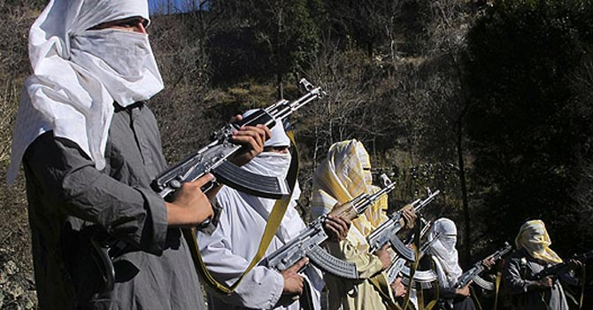 Taliban—File Photo