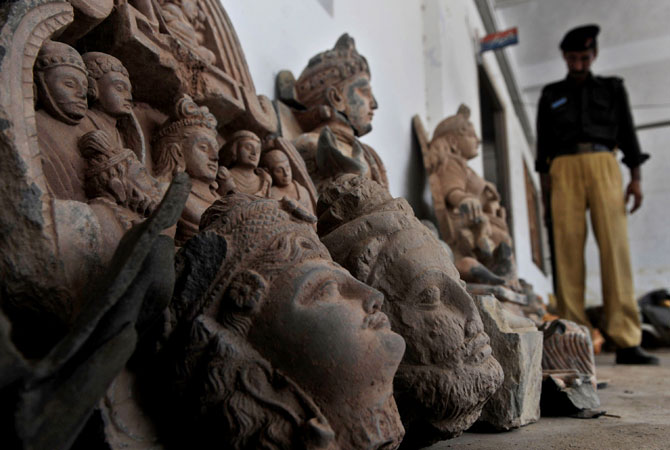 Buddhism left a rich and enormous legacy of art and architecture in Pakistan. Despite centuries of ideological changes and violence, the region preserved a lot of the heritage in craft and art. Much of this legacy is visible even today in Pakistan.