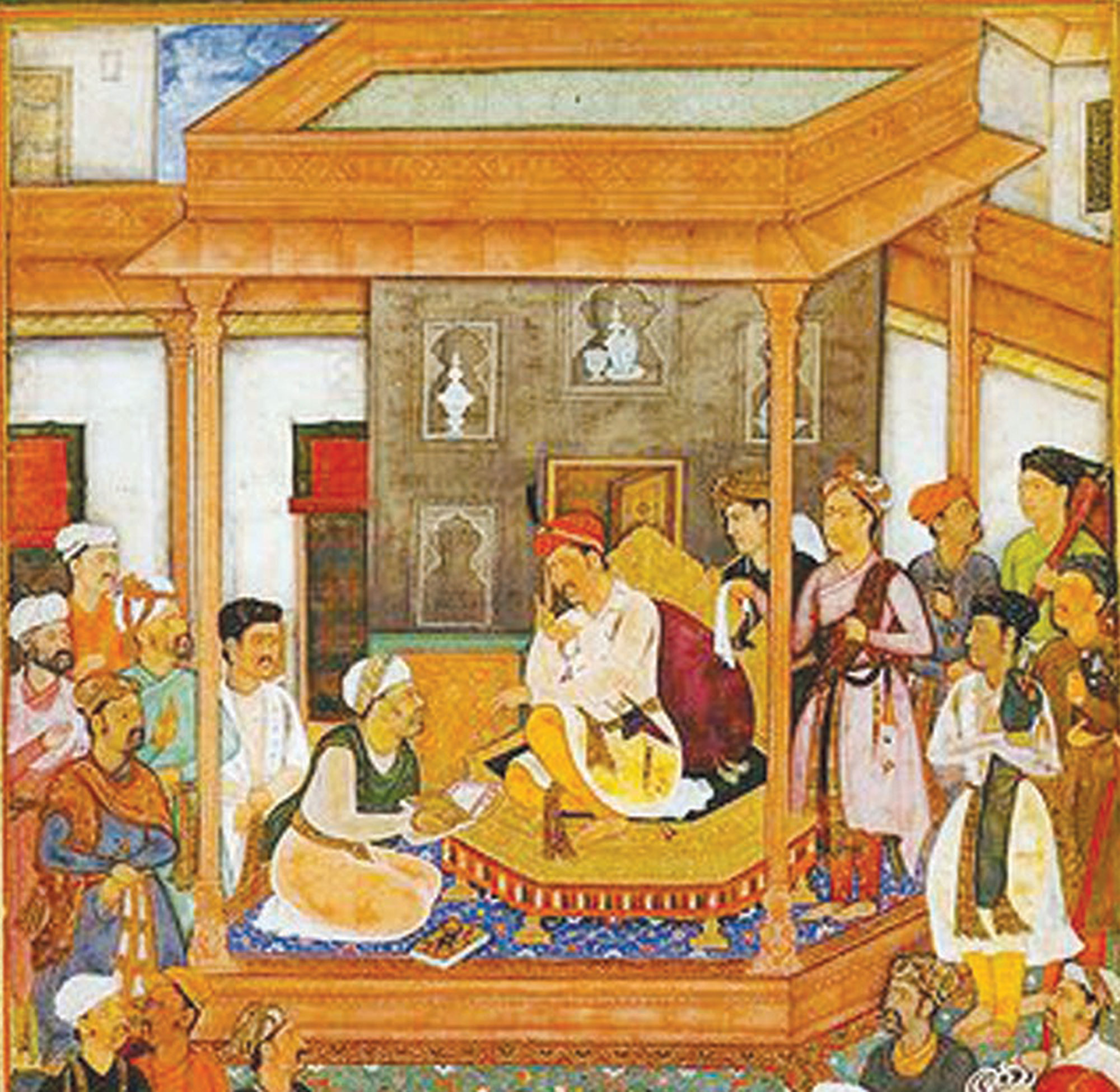 short essay on akbar the great Akbar is known for not only his tolerance, but also his great interest in religion, an  interest that led to the promulgation of a new religion din-e.