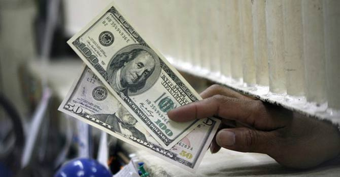 US dollars — File Photo