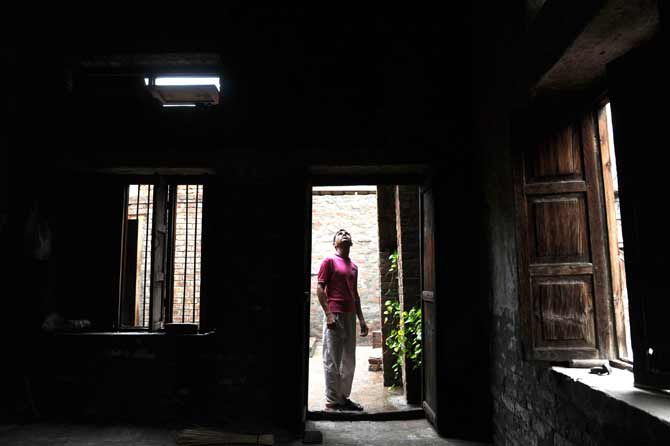 Muhammad Shahzad visits the empty house of Professor Abdus Salam.