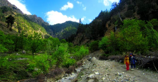 The Kalash valleys of Pakistan – Photo courtesy Creative Commons