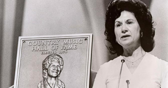Kitty Wells—Reuters Photo