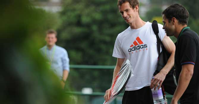 Andy Murray - British when he wins, Scottish when he loses