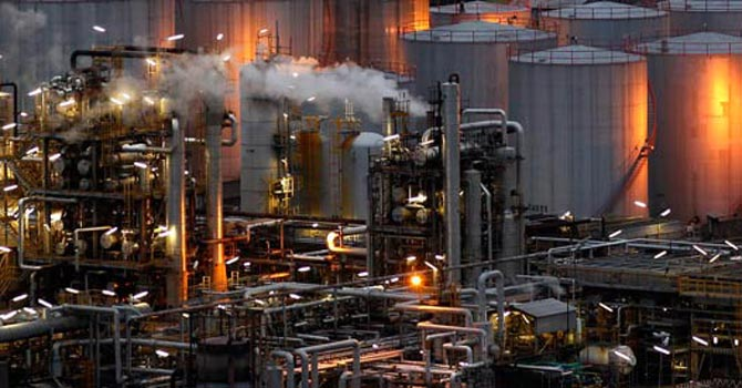 Pakistan Refinery — File Photo