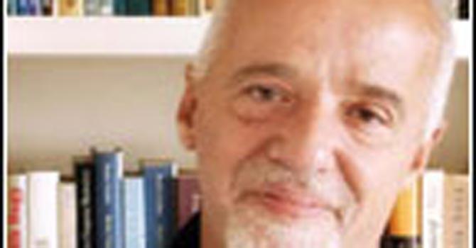 Paulo Coelho — File Photo