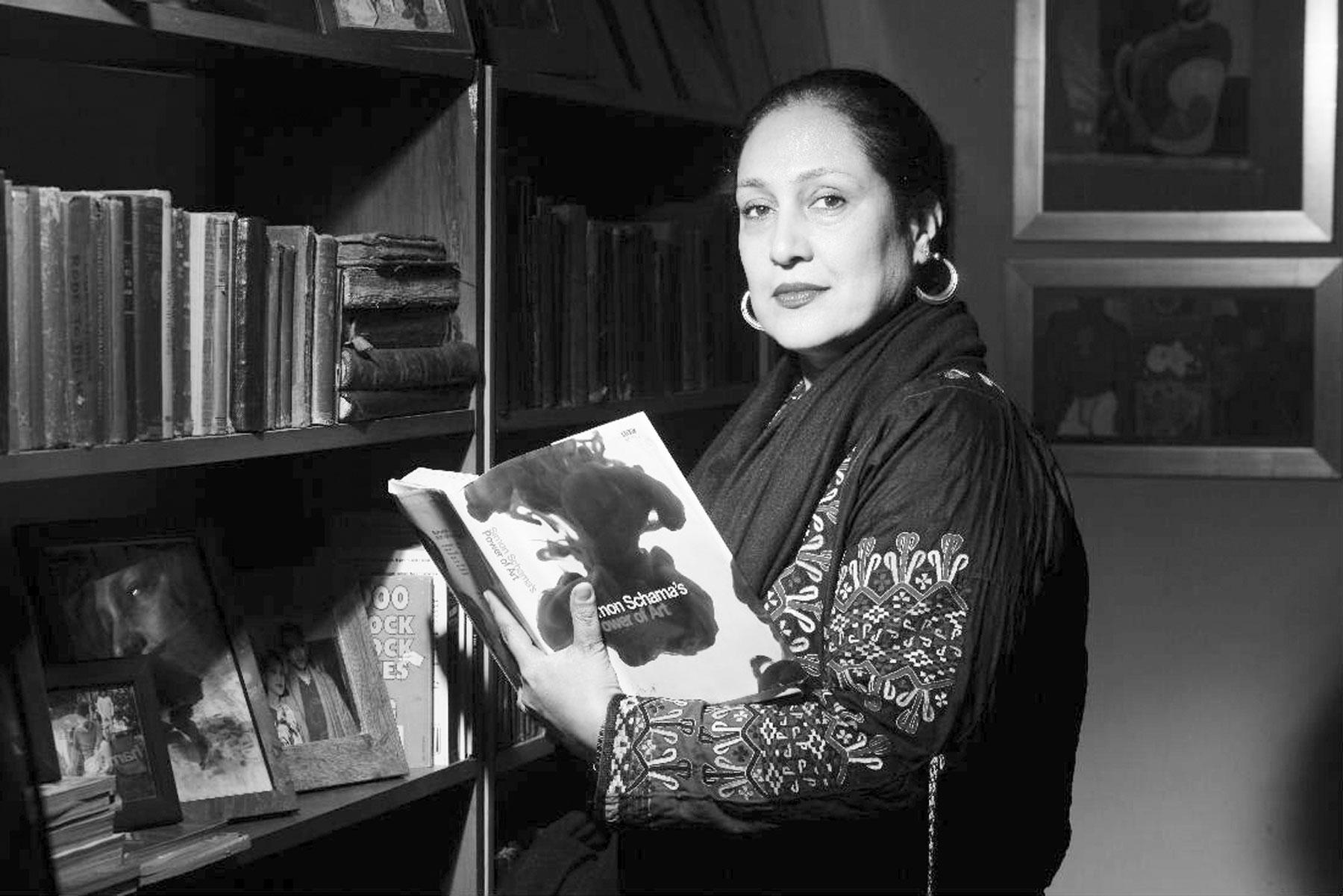 TALKINGBOOKS: Jugnu Mohsin