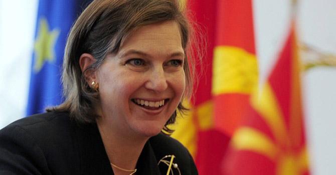 Victoria Nuland—Reuters Photo