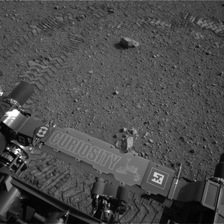 The rover carries a variety of scientific instruments designed by an international team.