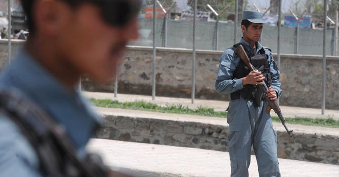 AFGHANISTAN-UNREST-SECURITY-FRANCE
