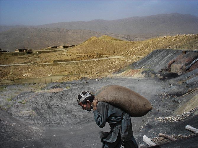 Mines of the Sor Range