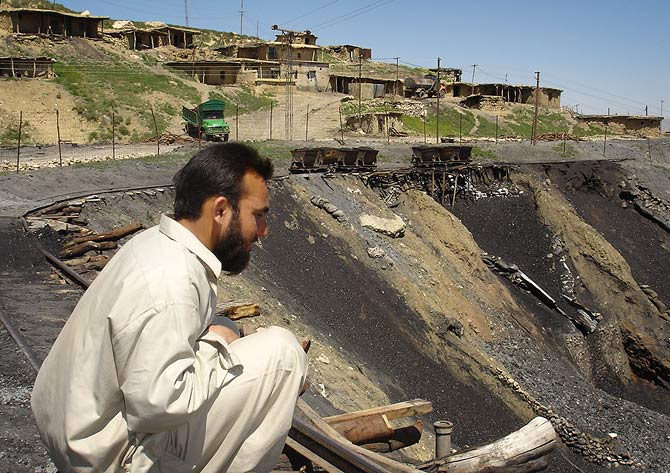 Normally, locals from Balochistan do not like mining. In recent times miners from outside the province have had to face aggression from militants. In July this year many non-native miners were kidnapped from the Sor Range and murdered.