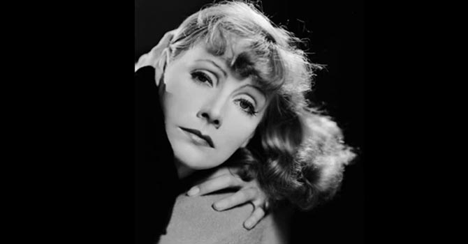 Greta Garbo — YouTube video grab