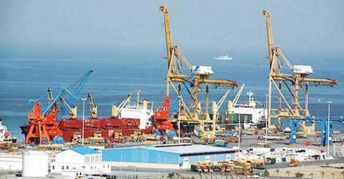 Gwadar Port — File Photo