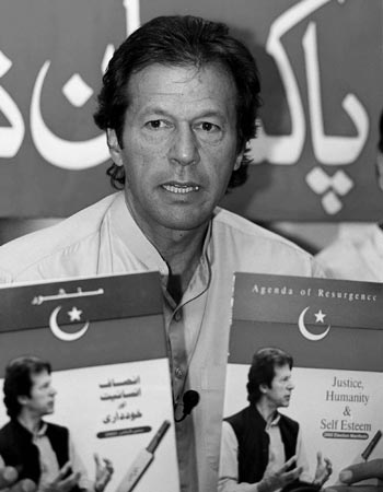 Imran Khan — Dawn File Photo
