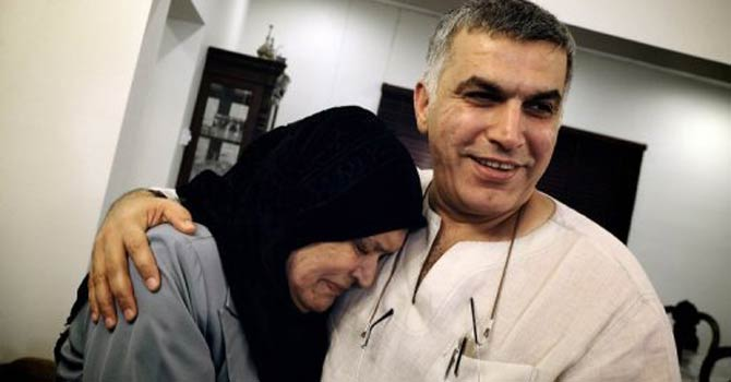 Bahrain court jails prominent rights activist for 3 years
