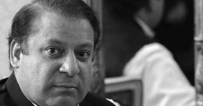 Nawaz Sharif — Dawn File Photo