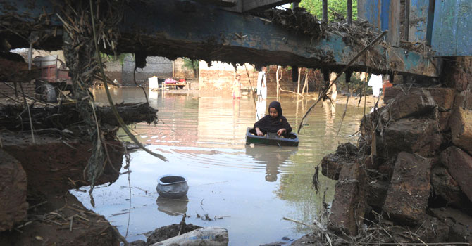 pakistan floods, floods, pakistan news, pakistan, Flash floods, landslides, pakistan rain, rain, north pakistan, Nowshera, Aza Kheil