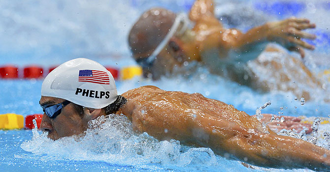 Is Phelps the greatest Olympian?