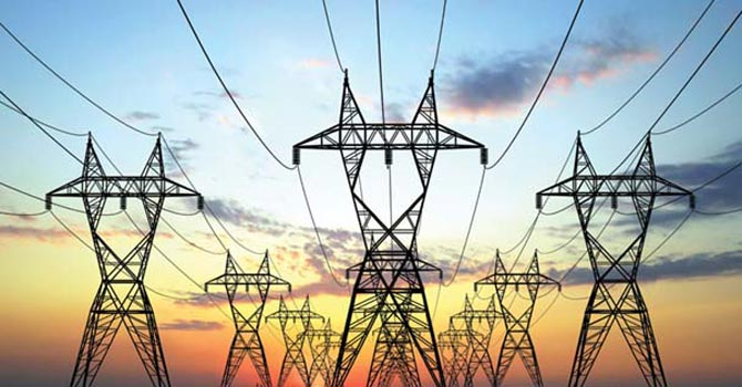 Transmission lines — File Photo