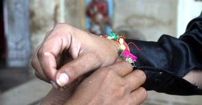 Religious festival 'Rakhi' celebrated across Pakistan