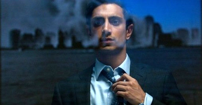 "A still from the film ""The Reluctant Fundamentalist"" shows actor Riz Khan as Changez. – Photo courtesy Mirabai Films"