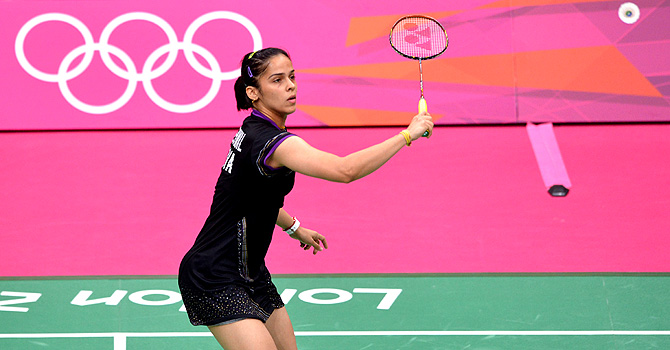 Badminton Association of India, saina nehwal, Ksenia Polikarpova saina nehwal, indian premier league, ipl, badminton, Indian Badminton League, Akhilesh Das Gupta, London Olympics