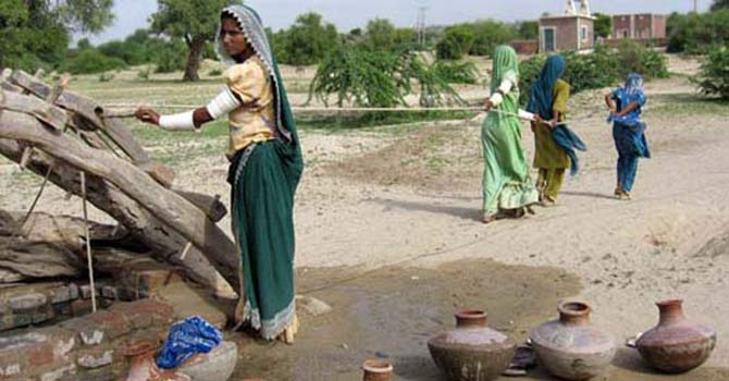 Women of Thar — File Photo