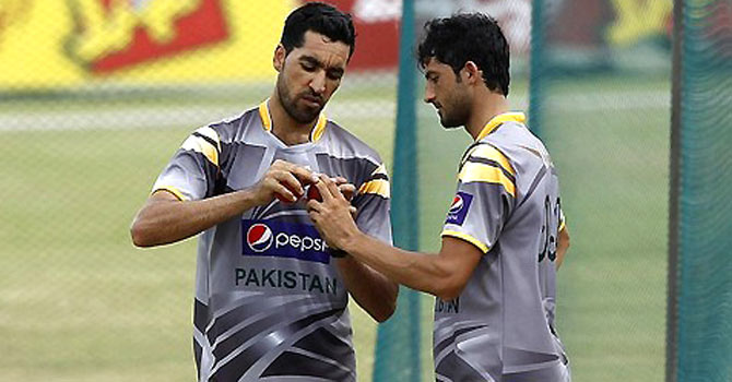 umar gul, junaid khan, mohammad irfan, pakistan south africa test series, mohammad zahid, pakistan's tour of south africa, pakistan south africa coverage, pakistan south african invitation XI, mohammad hafeez, nasir jamshed, misbah-ul-haq, graeme smith, gary kirsten, dav whatmore, saeed ajmal