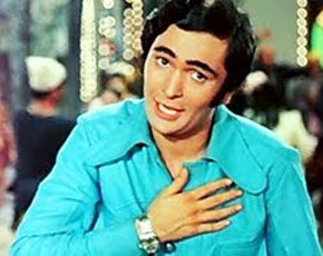 Rishi Kapoor – Forever young