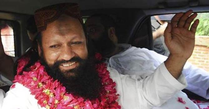 Extremist leader Malik Ishaq freed from jail