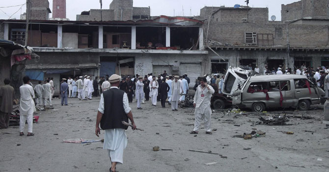 14 killed in Parachinar sectarian attack