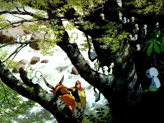 Weekly Classics: Princess Mononoke