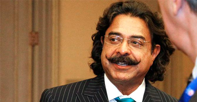Shahid Khan – File photo by AP