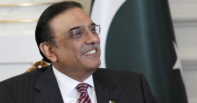 Attack on Malala: President Zardari orders treatment of Shazia and Kainat