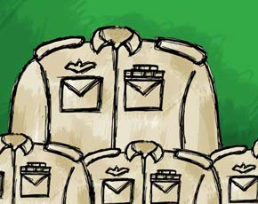 The racists and the Islamists in khaki