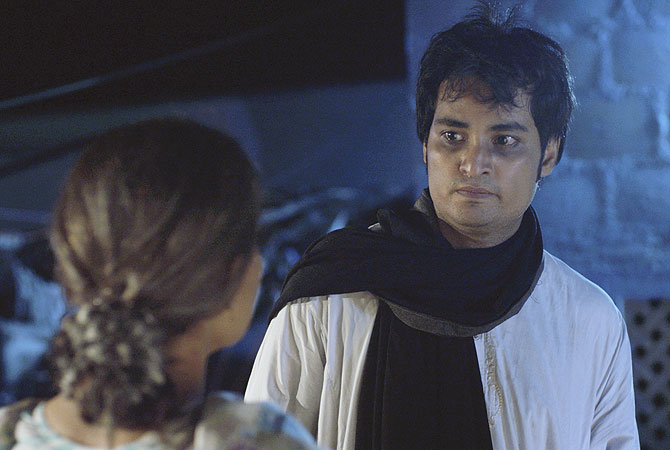 "Ali Rizvi stars as the forever lost ""Ahmed""."