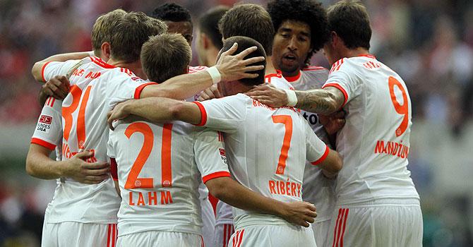 bayern munich, BATE Borisov, champions league